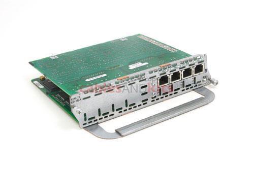 Cisco 4-Port T1 Network Module With IMA, NM-4T1-IMA