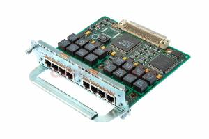 Cisco 8-Port ISDN BRI Network Module, NM-8B-S/T