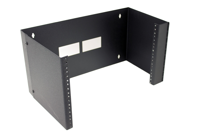 Optical Cable 6U Wall-Mount Bracket