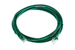 CAT5e Ethernet Patch Cable, Snagless, 6 Foot, Green
