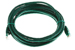 CAT5e Ethernet Patch Cable, Snagless, 14 Foot, Green