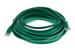 CAT5e Ethernet Patch Cable, Snagless, 25 Foot, Green