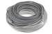 CAT5e Ethernet Patch Cable, Booted, 200ft, Gray
