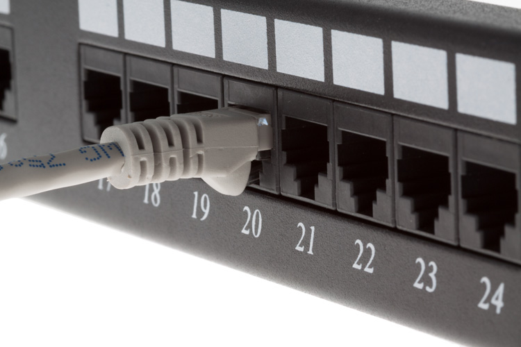 Cat5e Crossover Ethernet Patch Cable Booted