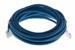 CAT5e Ethernet Patch Cable, Non-Booted, 15 Foot, Blue