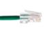 CAT5e Ethernet Patch Cable, Non-Booted, 0.5ft, Green