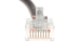 CAT5e Ethernet Patch Cable, Non-Booted, 10ft, Gray