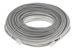 CAT5e Ethernet Patch Cable, Non-Booted, 150 Foot, Gray