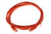 CAT5e Ethernet Patch Cable, Snagless, 5 Foot, Orange