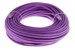 CAT5e Ethernet Patch Cable, Booted, 100ft, Purple