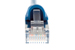 CAT5e Shielded Ethernet Patch Cable, Snagless, 7 Foot, Blue