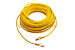 CAT5e Shielded Ethernet Patch Cable, Snagless, 75 Foot, Yellow