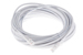 CAT5e Ethernet Patch Cable, Snagless, 50 Foot, White