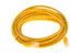 CAT5e Ethernet Patch Cable, Snagless, 14 Foot, Yellow