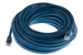 CAT6A Ethernet Patch Cable, Snagless, 50', Blue