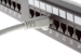 CAT6A Ethernet Patch Cable, Booted, 6ft, Gray