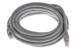 CAT6A Ethernet Patch Cable, Snagless, 20', Gray