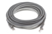 CAT6A Ethernet Patch Cable, Snagless, 25', Gray