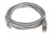 CAT6A Shielded Ethernet Patch Cable, Snagless, 5', Gray