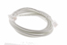 CAT6A Ethernet Patch Cable, Snagless, 6', White