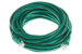 CAT6 Ethernet Patch Cable, Snagless, 25', Green