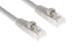 CAT6 Ethernet Patch Cable, Snagless, 2', Gray