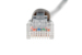 CAT6 Ethernet Patch Cable, Snagless, 15', Gray