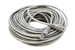 CAT6 Ethernet Patch Cable, Snagless, 75', Gray