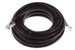 CAT6 Ethernet Patch Cable, Non-Booted, 20 Foot, Black