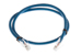 CAT6 Ethernet Patch Cable, Non-Booted, 2 Foot, Blue
