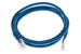 CAT6 Ethernet Patch Cable, Non-Booted, 4 Foot, Blue