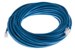 CAT6 Ethernet Patch Cable, Non-Booted, 50ft, Blue