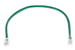 CAT6 Ethernet Patch Cable, Non-Booted, 1 Foot, Green
