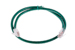 CAT6 Ethernet Patch Cable, Non-Booted, 2 Foot, Green