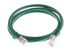 CAT6 Ethernet Patch Cable, Non-Booted, 4 Foot, Green