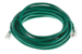CAT6 Ethernet Patch Cable, Non-Booted, 15ft, Green