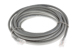 CAT6 Ethernet Patch Cable, Non-Booted, 20 Foot, Gray
