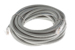 CAT6 Ethernet Patch Cable, Non-Booted, 25 Foot, Gray