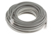 CAT6 Ethernet Patch Cable, Non-Booted, 50 Foot, Gray