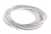 CAT6 Ethernet Patch Cable, Non-Booted, 10 Foot, White