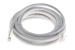CAT6 Ethernet Patch Cable, Non-Booted, 15 Foot, White