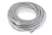 CAT6 Ethernet Patch Cable, Non-Booted, 50 Foot, White