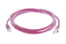 CAT6 Ethernet Patch Cable, Booted, 5ft, Pink