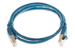 CAT6 Shielded Ethernet Patch Cable, Snagless, 3 Foot, Blue