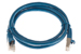 CAT6 Shielded Ethernet Patch Cable, Snagless, 4 Foot, Blue