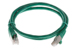 CAT6 Shielded Ethernet Patch Cable, Snagless, 3 Foot, Green
