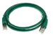 CAT6 Shielded Ethernet Patch Cable, Snagless, 4 Foot, Green