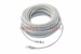 CAT6 Shielded Ethernet Patch Cable, Snagless, 75 Foot, Gray