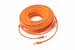 CAT6 Shielded Ethernet Patch Cable, Snagless, 100 Foot, Orange