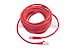 CAT6 Shielded Ethernet Patch Cable, Snagless, 20 Foot, Red